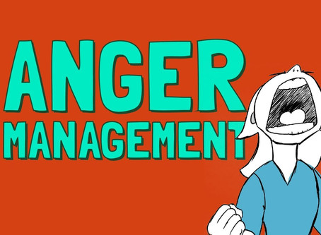 How can Martial Arts help manage anger?