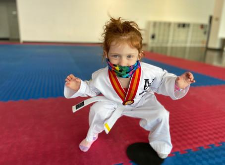 The Tenets of Taekwondo