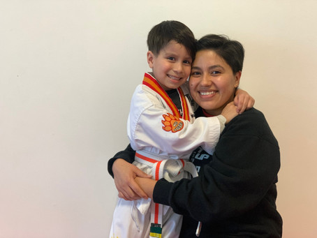 Why moms like martial arts for their kids