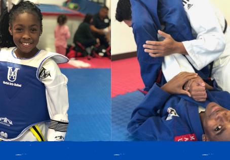 Taekwondo vs. Ju Jitsu