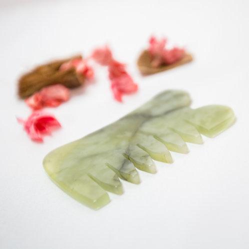 Jade Comb: Face & Body