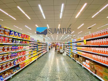 Продвинутый аналитический инструмент SUMATUS для розничной торговли.