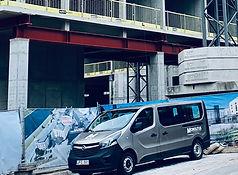 Vienijame statybų įmones