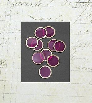 Vintage Bingo Markers - Fuschia