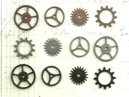 Tim Holtz Idea-ology Sprocket Gears