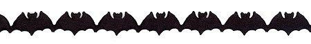 Black Bat Ribbon