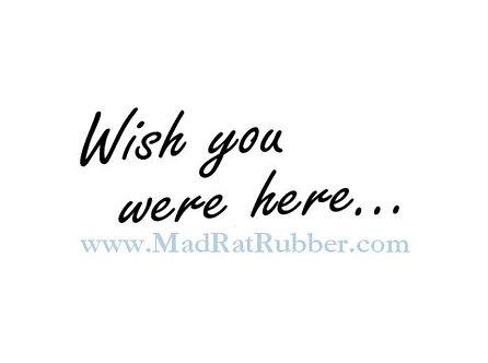 M230 Wish you were here