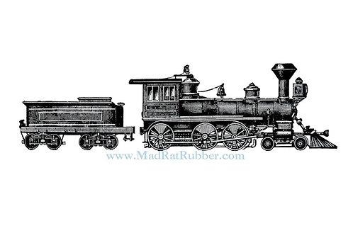 V688 Train Engine with Rail Wagon (set of 2)
