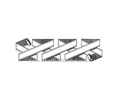 V97 Ribbon Banner