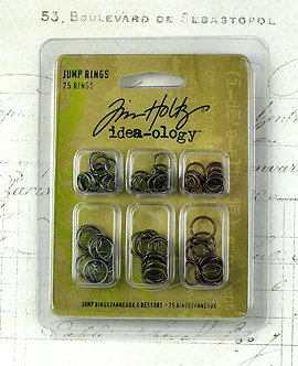Tim Holtz Idea-ology Jump Rings