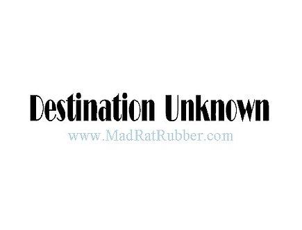 M165 Destination Unknown