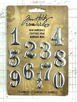 Tim Holtz Idea-ology Mini Numerals