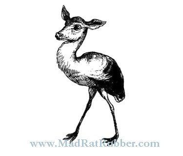 V668 Deer Bird Hybrid