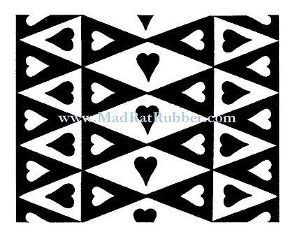 M4 Hearts & Diamonds