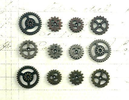 Tim Holtz Idea-ology Mini Sprocket Gears