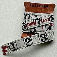 Tim Holtz Idea-ology Ruler Ribbon