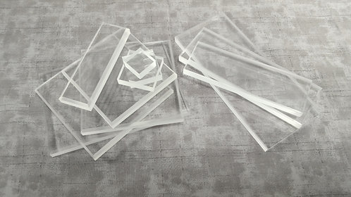 Acrylic Stamping Blocks