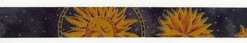 Celestial Suns Ribbon