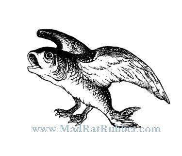 V673 Fish Bird Hybrid