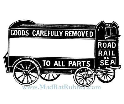 V685 Goods Removed Wagon