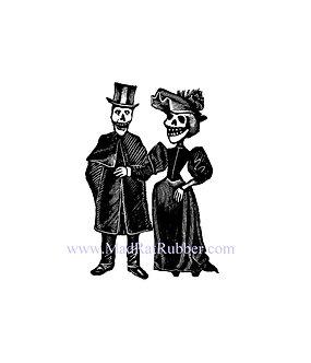 V616 Señor y Señora (Mr & Mrs}