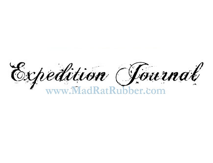 M231 Expedition Journal