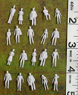 Tiny Plastic People ~ Out of Stock