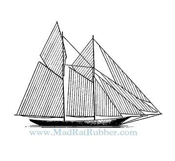 V683 Sail Boat