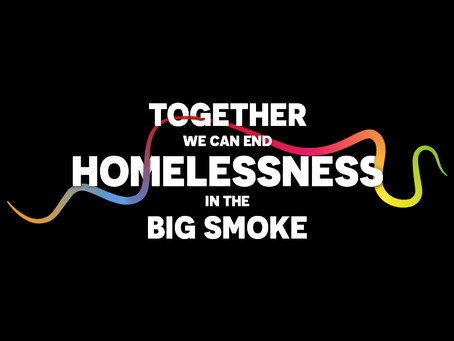Big Smoke Brass - UK fundraising in aid of Glass Door Homeless Charity