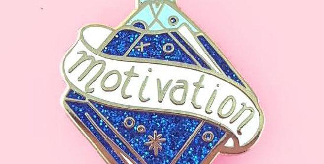 Jubly-Umph Motivation Lapel Pin