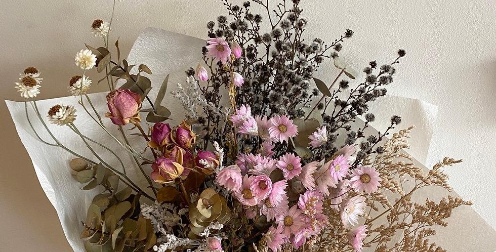Valentine's Drieds Bouquet