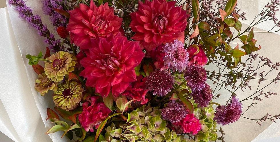 Vibrant Seasonal Bouquet