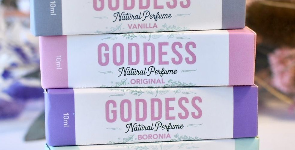 Goddess Natural Perfume Roll-On