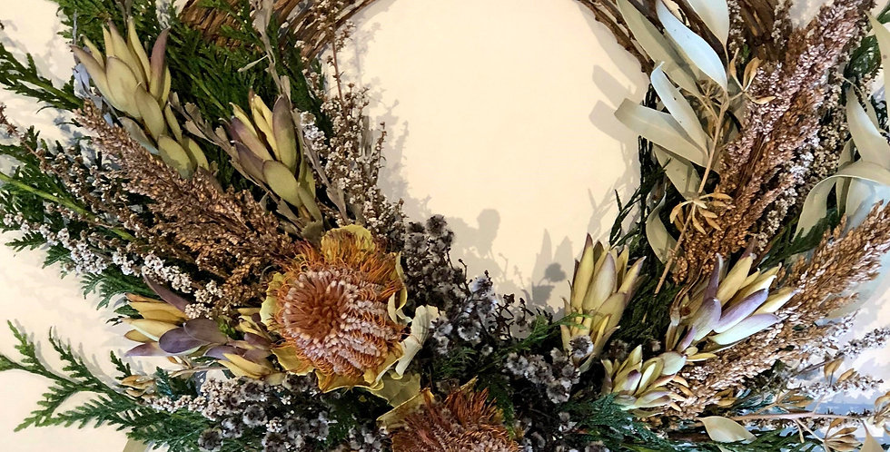 *PRIVATE WORKSHOP - ROSANNA* Christmas Wreath Workshop