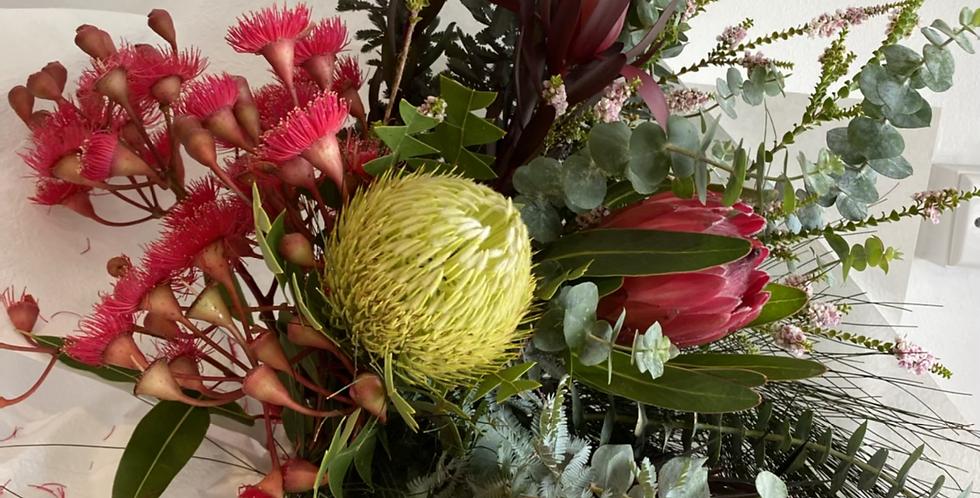 Valentine's Wildflower Bouquet