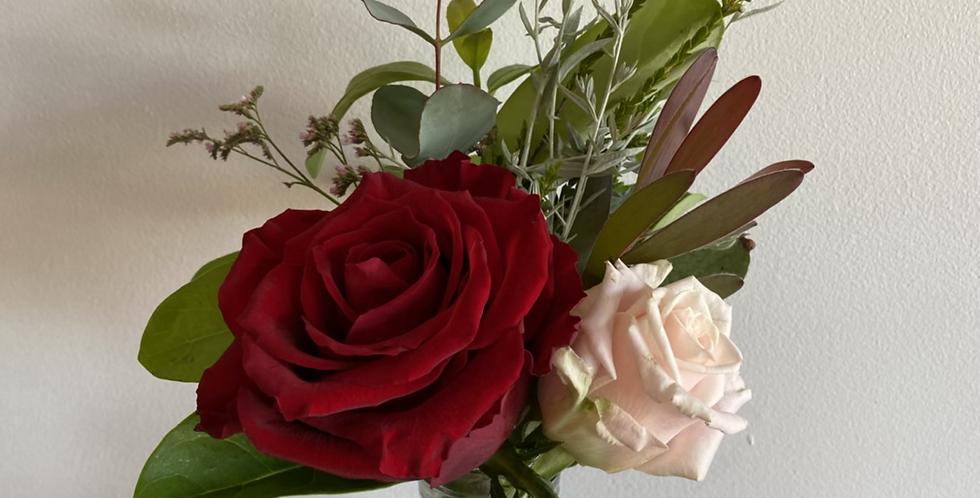 Valentine's Mini  Vase