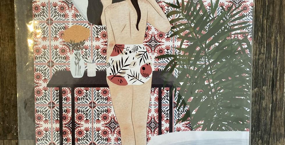 Chloe Joyce A4 print