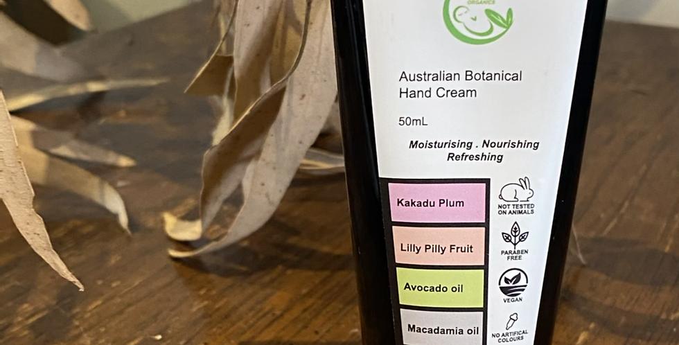 Zozo Australian Botanical Hand Cream