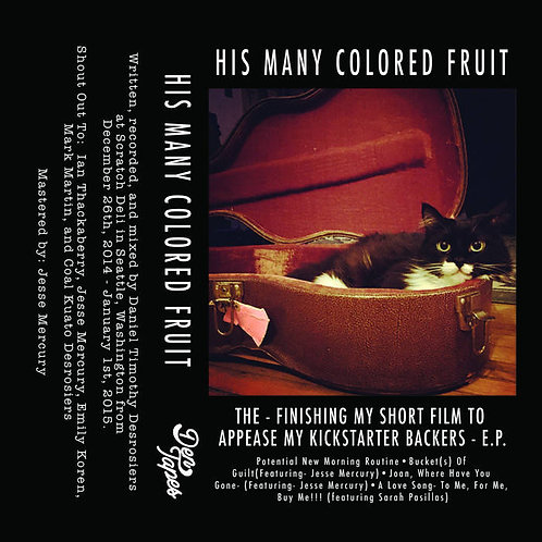 His Many Colored Fruit Double E.P.