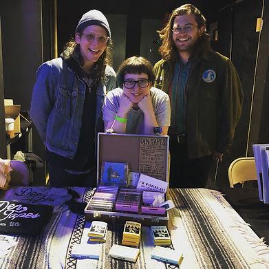 Den Tapes, founder Kay Redden, Willy Walker, and Dan Spaulding