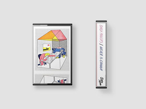 Coach Philips - Never is Enough Cassette