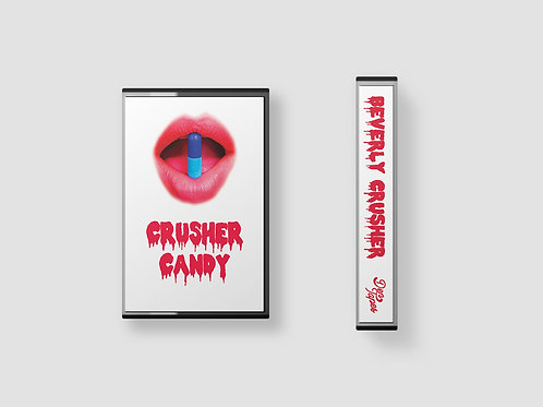 Beverly Crusher - Crusher Candy Cassette