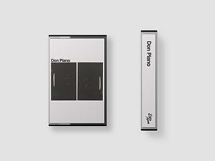 Don Piano - Don Piano Cassette
