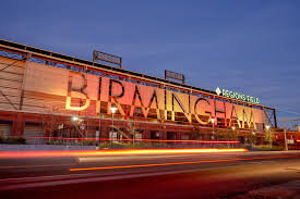 Birmingham, AL                                   February 29- March 1, 2020