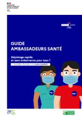 Guide Ambassadeurs Santé. Dépistage rapide et sans ordonnance pour tous !