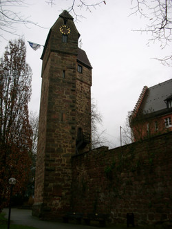 Pulverturm from without