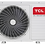 Thumbnail: Кондиционер TCL TAC-12HRIA/YA  Люкс инвертер ERA