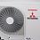 Thumbnail: Кондиционер  Mitsubishi heavy STANDARD Inverter SRK45ZSP-W