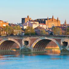 Toulouse, Carcassonne, Lourdes y Bordeaux