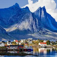3 capitales Escandinavas y Fiordos